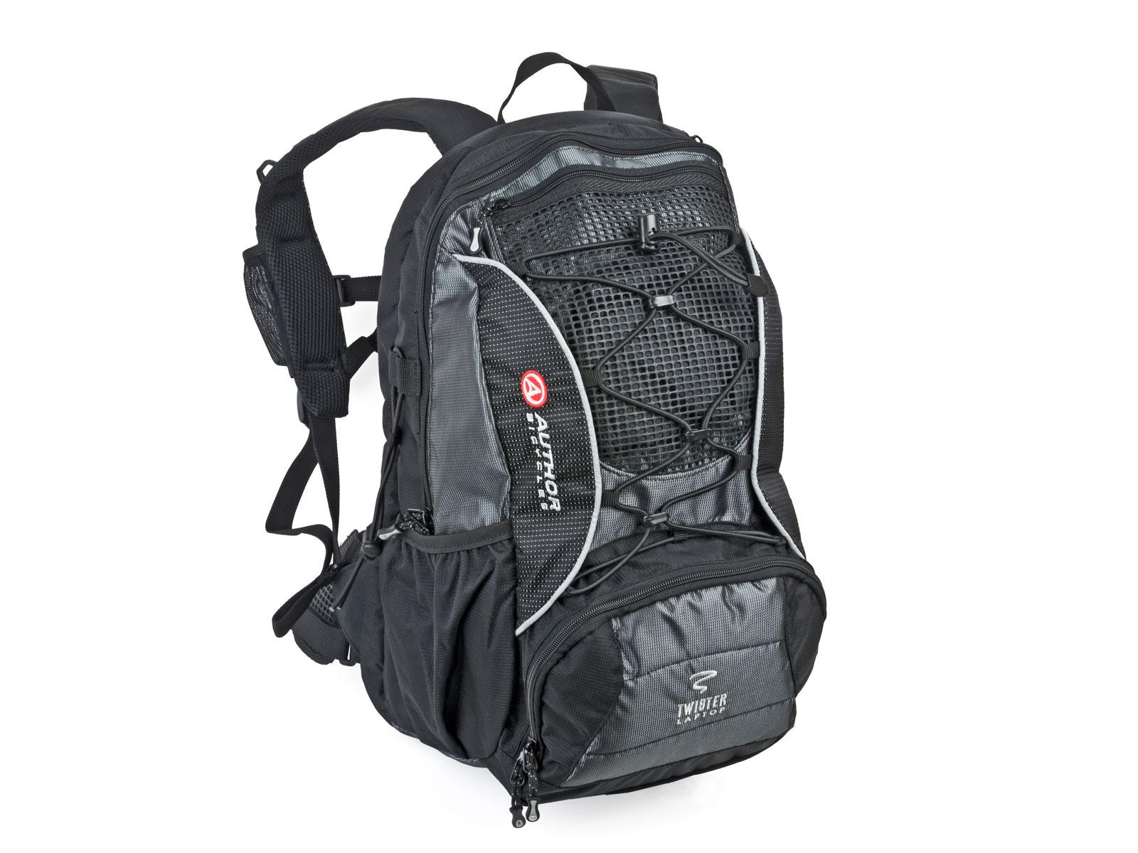 d8af79068bb Batoh A-B Twister Laptop (černá šedá) (UA 08100060) - UNIAG.biz - UNIVERSE  AGENCY spol. s r.o. - B2B